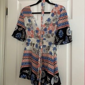 Miss guided romper